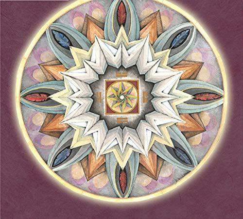 ZSCY 5D Diamant Malerei Mandalay Blütenblätter Haus Malerei Stickerei Voller Diamanten Kreuzstich Bild Diamanten 40X55 cm Rahmenlose -