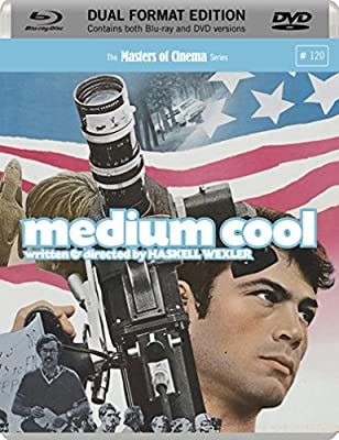 Medium Cool (1969) [Masters of Cinema] Dual Format (DVD & Blu-ray)