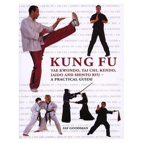 Kung Fu Tae Kwondo, Tai Chi. Kendo, Iaido and Shinto Ryu -- A Practical Guide by Goodman, Fay (1998) Hardcover
