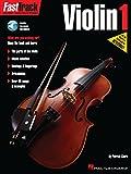 FastTrack Violin Method Book 1 (Fasttrack Music Instruction) (English Edition)