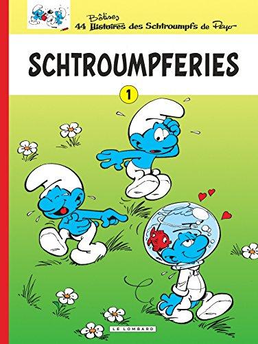 Schtroumpferies, tome 1