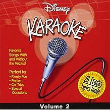 Disney Karaoke Vol.2 [Import anglais]