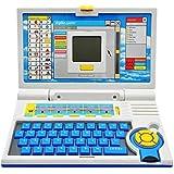 A R Enterprises English Learner Laptop Toy - 20 Activities (Multicolor)