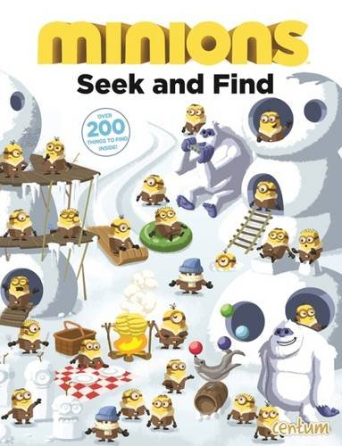 Image of Minions: Seek and Find (Minions Movie)