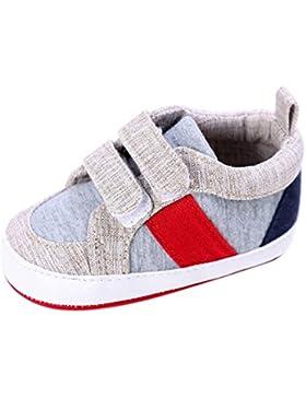 Ouneed® Krabbel schuhe , Herbst Winter Baby Shoes Boy Girl Newborn Crib Soft Sole Shoe Sneakers