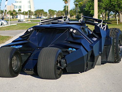 Custom Car Creations: Brothers Build Incredible Replica Movie Cars (Port Canaveral)