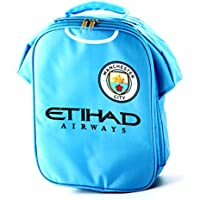 Manchester City Kit Lunchbag Kids Adults
