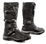 Forma Motorrad-Stiefel Adventure WP CE-Zertifiziert, Schwarz, 43