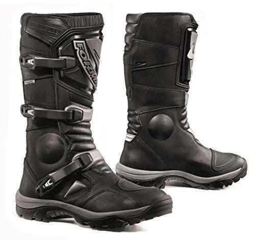 Preisvergleich Produktbild Forma Motorrad-Stiefel Adventure WP CE-Zertifiziert, Schwarz, 43