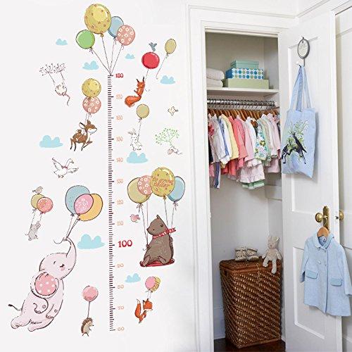 fkleber Kinderzimmer Schlafzimmer Veranda Kindergarten Klassenzimmer Layout Dekorative Wandaufkleber Wandbild 60 * 90 Cm ()