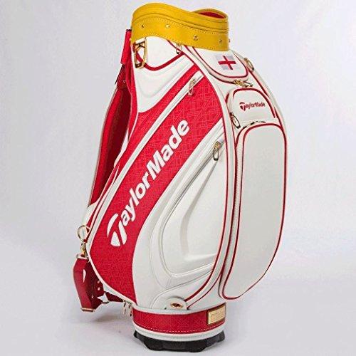 TaylorMade 2017 British Open Tour Staff Cart Bag Mens Golf Trolley Bag 6-Way Divider -