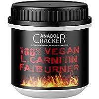 100% Vegan L-Carnitin Fatburner, 400 Kapseln, für Veganer geeignet, hochdosiert - 2000mg Tagesdosierung, 100%... preisvergleich bei fajdalomcsillapitas.eu