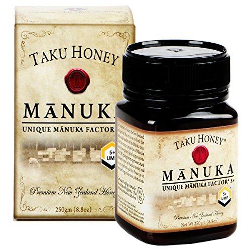 Taku Honey Miel de Manuka UMF5+, 250g