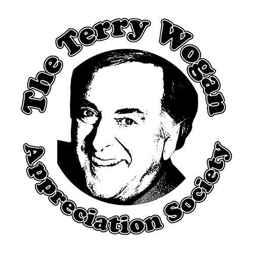 The Terry Wogan Appreciation Society Women's Vest White
