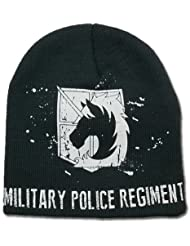 Attack On Titan Military Police Unfold Beanie