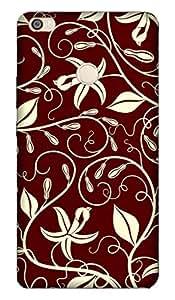 TrilMil Printed Designer Mobile Case Back Cover For Xiaomi Mi Max