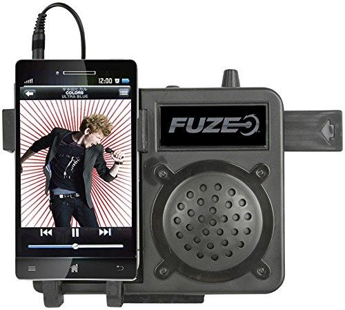 Fuze Bike Speaker - Hören Sie laut, um Ihre Musik beim Radfahren Auto Pa-system Mikrofon