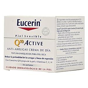 Eucerin Q10 ACTIVE Crema de Día para Pieles Secas – 50 ml
