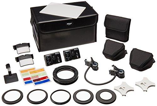 Nikon R1 Makro Blitz Kit (inklusive 2x SB-R200 und Zubehörpaket) (Nikon Makro-blitz)
