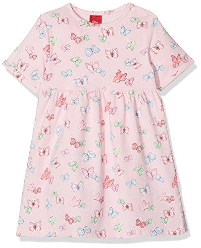 s.Oliver Baby-Mädchen Kleid 59.806.82.2821, Pink (Light Pink AOP 41a2), 68