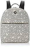 Tous K Mini - Bolso Mochila para Mujer, Beige, 29 x 40 x 12 cm