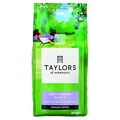 Taylors of Harrogate Lazy Sunday Ground Coffee, 227g