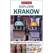 Insight Guides: Explore Krakow: The best routes around the city