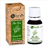 Naturalis Essence of Nature Pure & Natural Oil Tea Tree Essential Oil - 10Ml