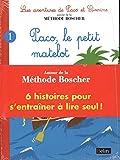 Pack 6 histoires autour de la méthode Boscher - Les Aventures de Paco et Séverine