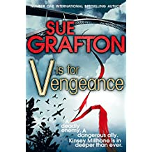 V is for Vengeance (Kinsey Millhone Alphabet series Book 22)