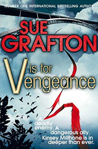 V is for Vengeance (Kinsey Millhone Alphabet series Book 22 ...