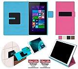 reboon Hülle für Allview WI7 Tasche Cover Case Bumper | in Pink | Testsieger