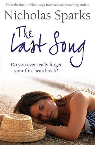 Book cover for The Last Song