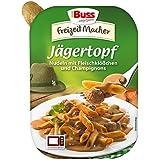 Buss Jägertopf - Nudeln mit Fleischklößchen und Champignons, 300 g