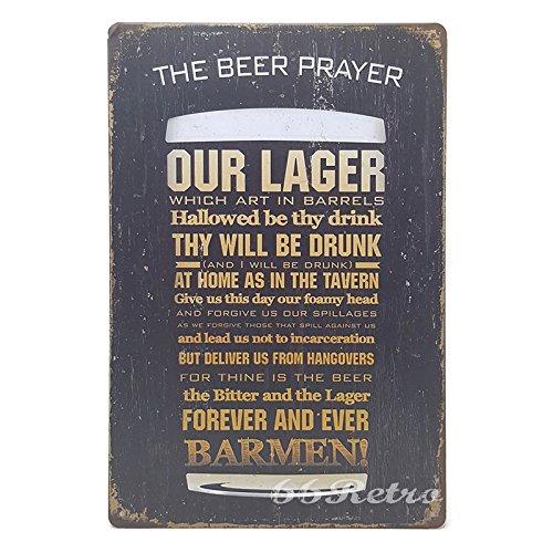 66retro-das-bier-player-vintage-retro-metall-blechschild-wand-deko-schild-20-cm-x-30-cm