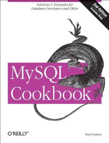 mysql-cookbook