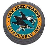 San Jose Sharks NHL Collectors Puck