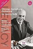 Georg Solti : Mozart - Tchaïkovski - Debussy