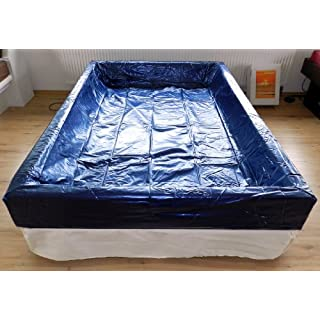 Water Leak Protection Film Liner Softside-All bed sizes available