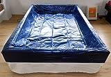 Cama de agua sólo vinilo de seguridad/ Liner protección Softside - todos los tamaños
