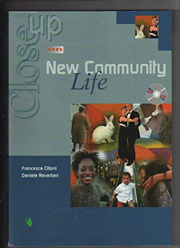 Close up. New community Life. Con CD Audio