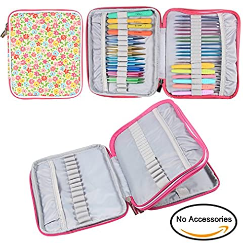 Teamoy Organiser Case for Interchangeable Circular Knitting