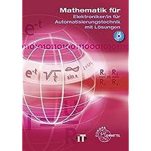 Mathematik für Elektroniker/in für Automatisierungstechnik