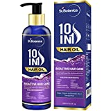 StBotanica 10 In 1 Bioactive Hair Oil with 10 Pure Oils in 1