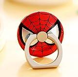 Zoeast (TM) Super Marvel Hero Bague universel rotatif à 360° téléphone Boucle...