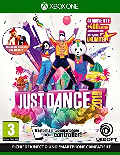 Just Dance 2019 - Xbox One (B07DW8W4M8) | Amazon price tracker / tracking, Amazon price history charts, Amazon price watches, Amazon price drop alerts