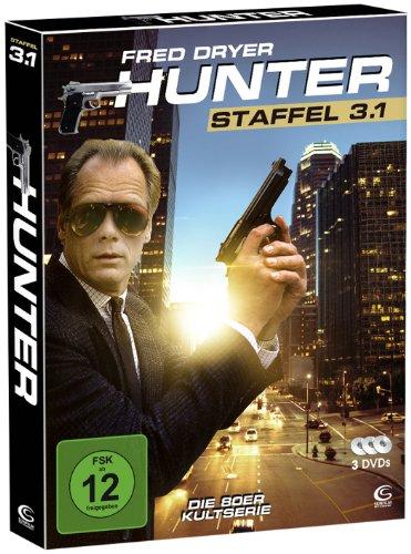 Bild von Hunter - Gnadenlose Jagd (Staffel 3.1 auf 3 DVDs im Digipack mit Schuber plus Episodenguide)