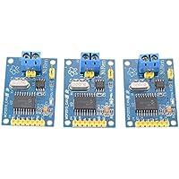 SODIAL(R) 3 Piezas Receptor SPI Modulo TJA1050 Modulo Concentrador MCP2515 TJA1050 para Tablero Controlador Desarrollo Arduino 51 MCU ARM TE534