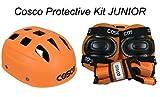 #2: Cosco Protective Kit Roller skates