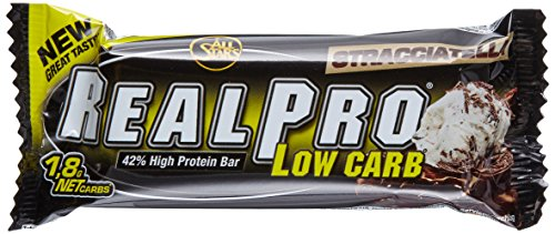 All Stars Realpro Low Carb Bar (24 x 50 g)